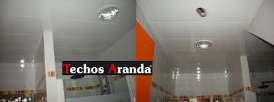 Profesional Montaje Techos Aluminio Madrid