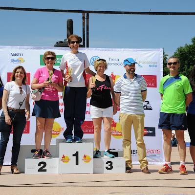 Carrera de Argamasilla 2016 - Trofeos