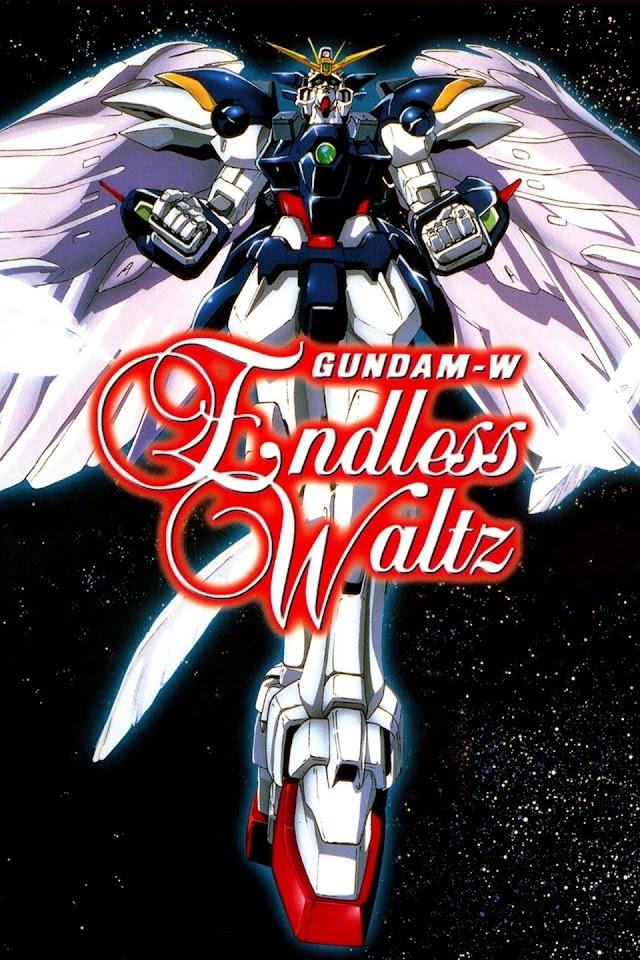 Mobile Suit Gundam Wing ENDLESS WALTZ (Movie)