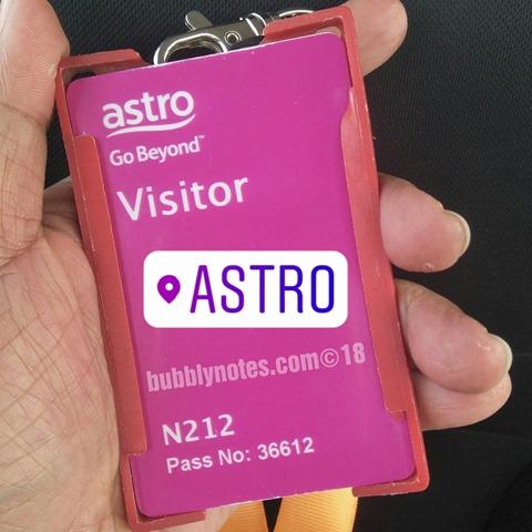2018 Highlights! Kak Fa di p.m. live Astro Ria, Astro Ria HD (4)