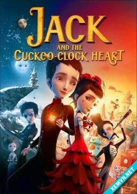 Trái Tim Không Được Yêu - Jack And The Cuckoo-clock Heart