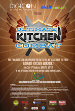 Thumbnail image for The ULTIMATE KITCHEN COMBAT Final Competition is Happening on June 9, 2013!