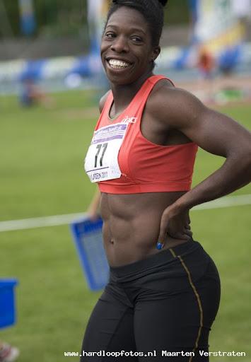 Anyika Onuora, atleta britanica, atletismo femenino internacional