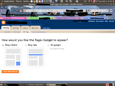 new-pages-hadget