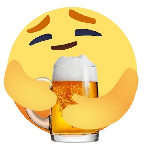Ảnh chế Facebook reaction Thương Thương cốc bia