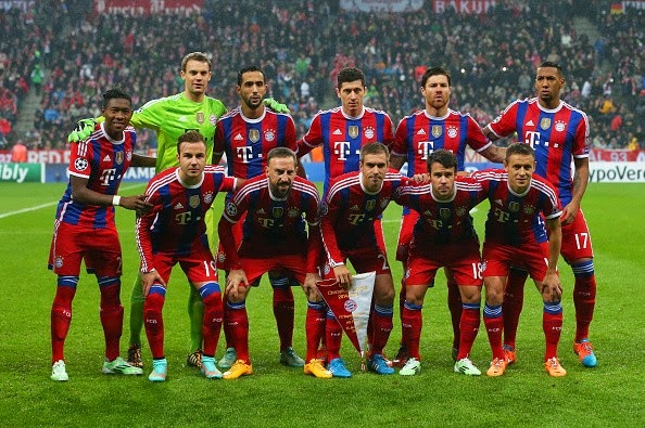 Thắng dễ AS Roma, Bayern giành vé vào vòng knock-out