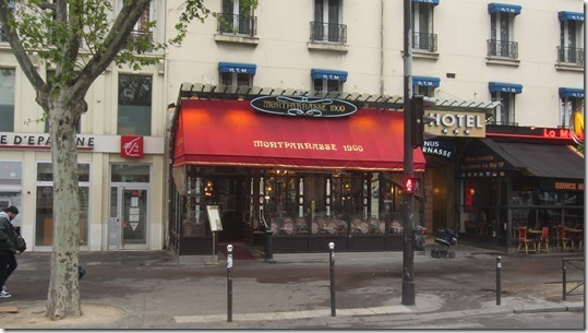 18. Lunch on Saturday at Montparnasse 1900 (1)