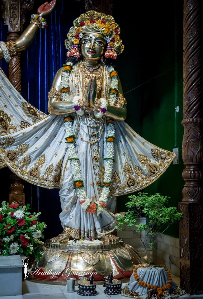 ISKCON Mayapur  Deity Darshan 22 July 2016 (28)