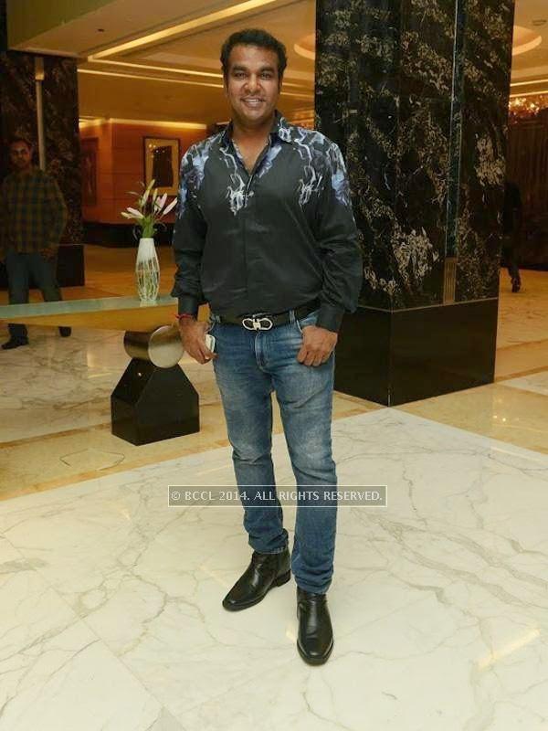 Prabhu at Sam Paul success party at Taj Clubhouse in Chennai.