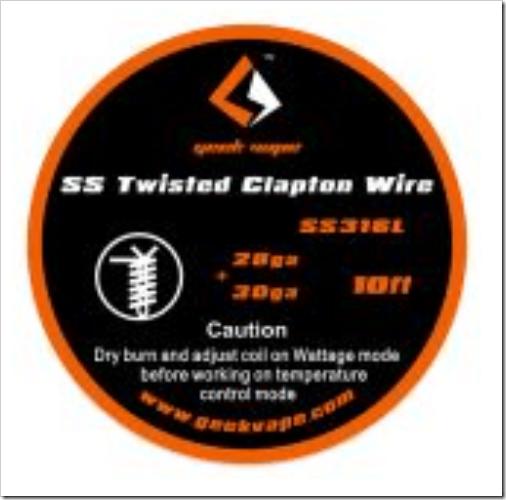 geek vape clapton ss316 wiretc wire 0f7%25255B5%25255D.png - 【海外】Vaporesso Target Proスターターキット、Yuri RDA by Desire、ハイブリッド型のTC対応ヴェポライザーなど