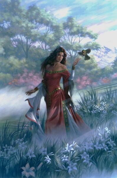 Innocent Magician, Sorceress 2