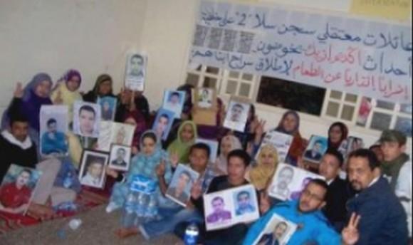 Groupe Gdeim Izik: les familles appellent Guterres à faire pression sur le Maroc