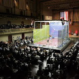 Squash Showdown at Boston Symphony 2012
