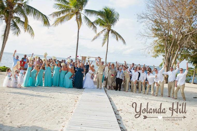 Renting a Florida Beach House for a Wedding