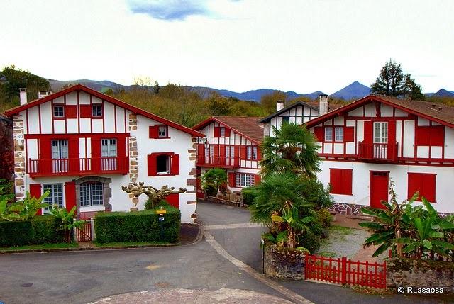 Ainhoa, Francia, valle de Xareta