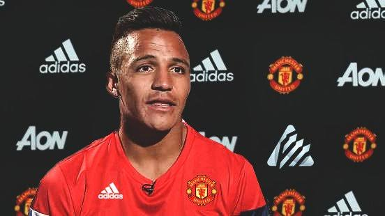 Alexis Sanchez to Manchester United Almost Done