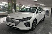 Tahun 2021, Seluruh Kendaraan Dinas Pemprov Jabar Gunakan Kendaraan Listrik Merek Hyundai