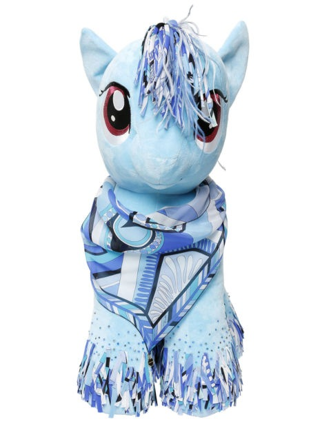 My Little Pony by LUISAVIAROMA for Save the Children – by Emilio Pucci