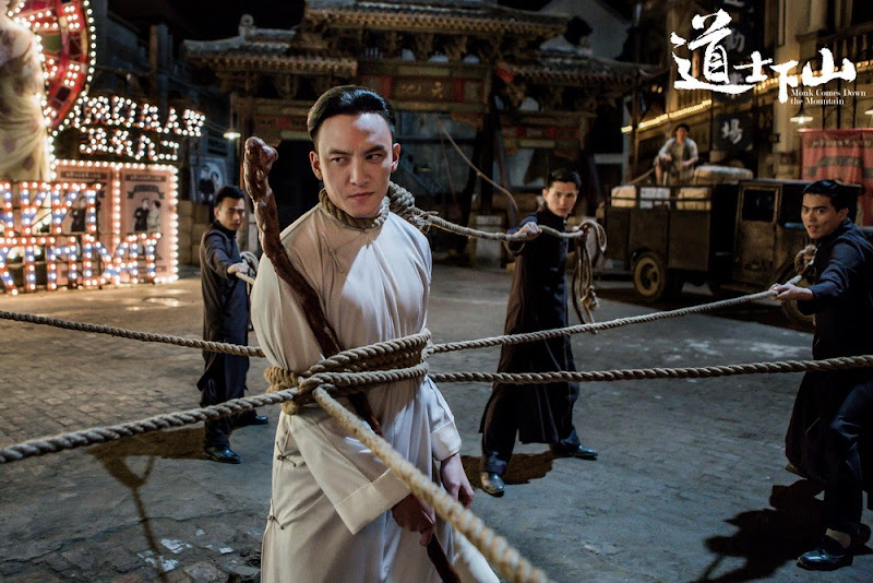 Monk Comes Down The Mountain China Movie