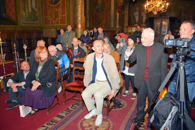 Sorin Dumitrescu la Sf. Silvestru despre Inviere 117