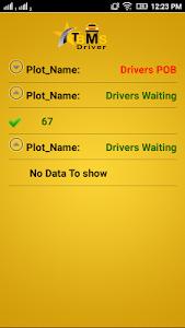 TBMS Driver dispatch software screenshot 7