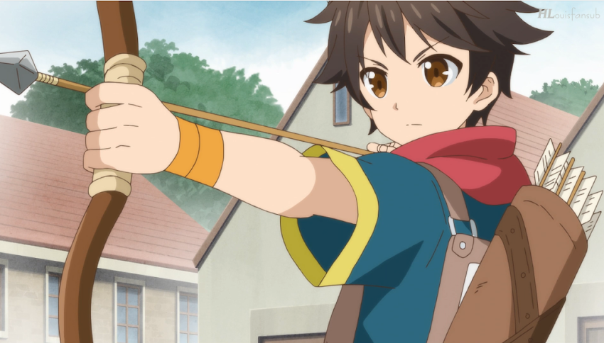 [HLouis Anime] Kami-tachi ni Hirowareta Okoto [Update EP03]