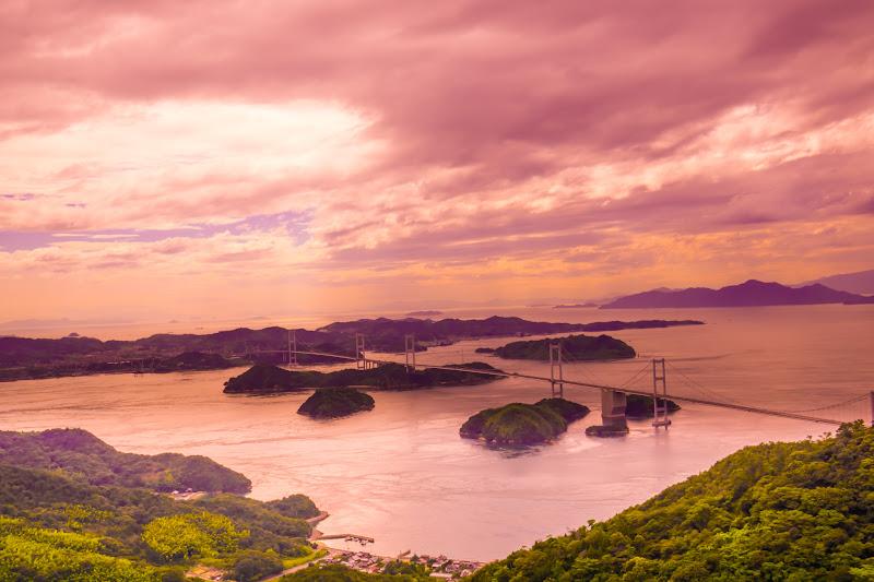 来島海峡大橋 亀老山展望台 2