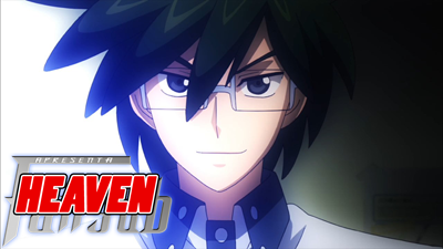 CardFight! Vanguard G EP35