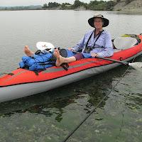 Coast Kayak Trip with Great Friends