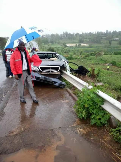 Governor Killed In Fatal Road Crash While Heading To A TV