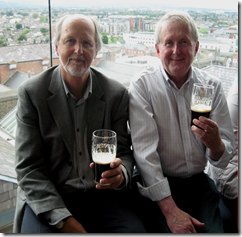 Guinness Brewery, Dublin July 2010
