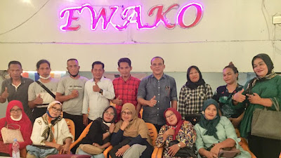 Raker Ke  III - Dewan Pimpinan Pusat (DPP) Alumni SMA Eka Sakti Sumatera Barat
