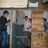 Woensdag 23 januari en 13 februari 2008 | Patrouillehoeken verbouwen