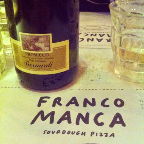 Franco Manca Menu Northcote Road