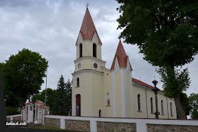 Maišiagalos bažnyčia