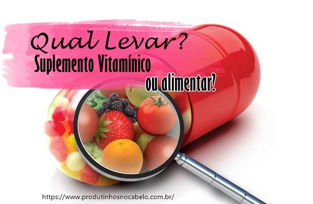 Suplemento Vitamínico