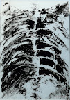"""""""Corpus"""", Glas, Schwarzlot, gebrannt 2006"""