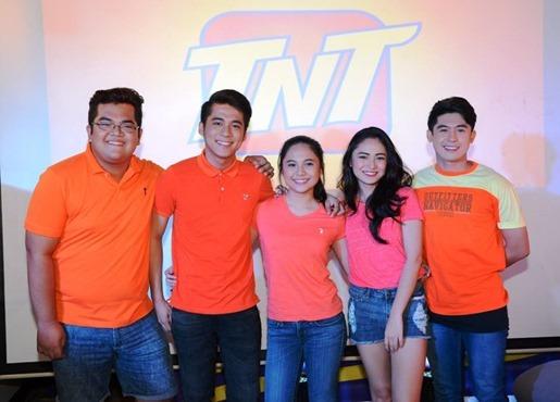 TNT New Brand Ambassadors
