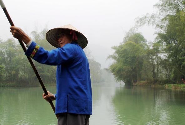 Folk Song on MingShi River