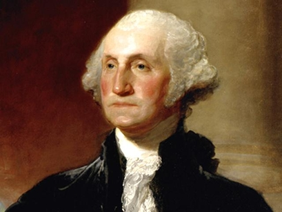 What Was George Washingtons Natural Hair Color