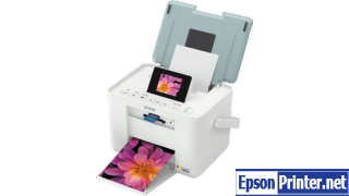 Reset Epson PM215 laser printer by tool