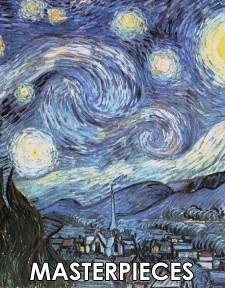 Vincent van Gogh Masterpieces