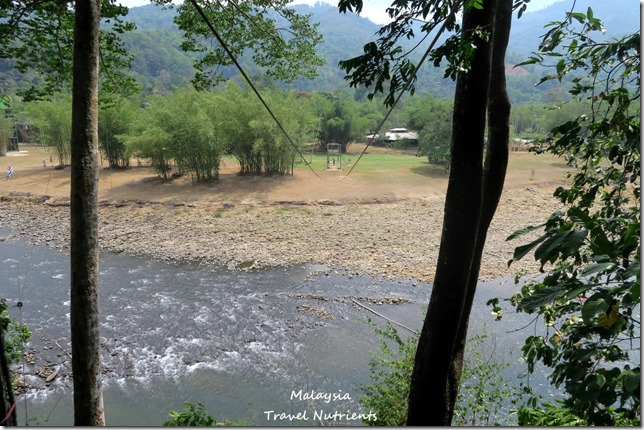 馬來西亞沙巴 九如河泛舟 溜索 (76)