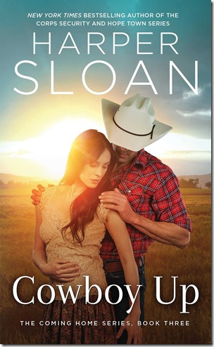 Review: Cowboy Up (Coming Home #3) by Harper Sloan | About That Story