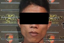 Satreskrim Polresta Barelang Ciduk Pelaku Pencurian di Batam