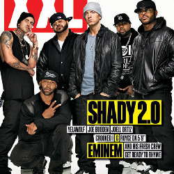 CD Eminem-Shady 2.0 2011 (Torrent) download