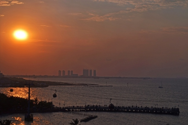 Ancol Sunset