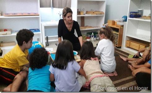 Montessori en el hogar primera gran lecci n la creaci n for Universo del hogar