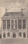 Gorinchem.  Handels en Landbouw Bank.   Gelopen gestempeld in 1918.