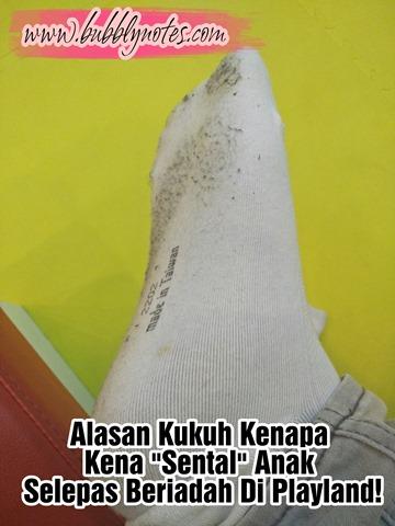 Alasan Kukuh Kenapa Perlu Sental Anak Selepas Beriadah Di Playland!